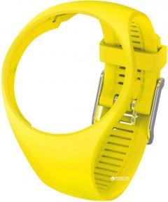 Сменный браслет Polar Wristband для Polar M200 желтый S/M (91061231)