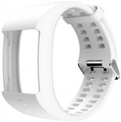 Сменный браслет Polar Wristband для Polar M600 белый (91059826)