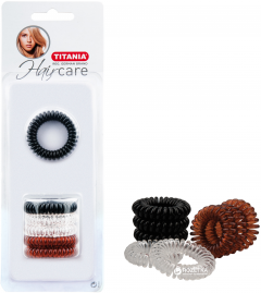 Набор резинок для волос Anti Ziep Titania 7920 (7920 B)