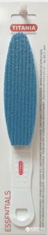 Терка с пемзой для грубой кожи ног Titania 3032 Синяя (4008576030328_blue)