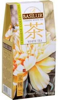 Чай белый Basilur Китайский Белый чай 100 г (4792252936836)