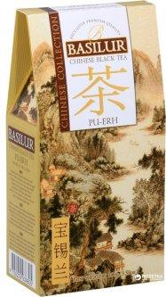Чай черный Basilur Китайский Пуэр 100 г (4792252936805)