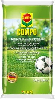 Удобрение Compo быстрого действия для газонов 15 кг (1830)