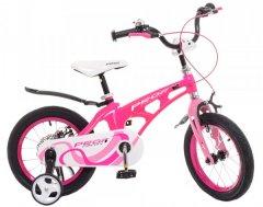 """Велосипед детский двухколесный Profi 16"""" Infinity Малиновый/Розовый (LMG16203 crimson/pink)"""