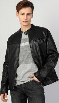 Куртка из искусственной кожи Colin's CL1046890BLK M