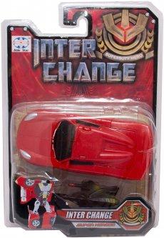 Транс-робот Able Star родстер Красный (9391_красный родстер)
