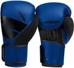 Боксерские перчатки MMA Hayabusa S4 14 унций Синие (HB_S4_Blue_14oz)