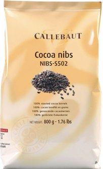 Какао-бобы Callebaut Nibs дробленые 800 г (5410522250442)