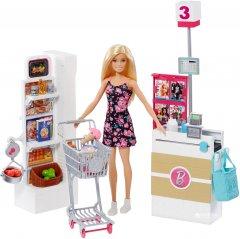 """Набор Barbie """"В супермаркете"""" (887961632309) (FRP01)"""