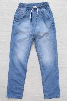 Джинси Cichlid 140 см Блакитний (1385609528988)