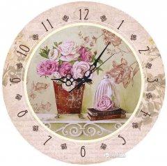 Настенные часы Art-Life Collection 4А-3-35х35