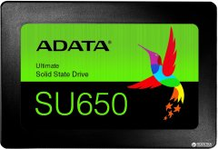"ADATA Ultimate SU650 960GB 2.5"" SATA III 3D NAND TLC (ASU650SS-960GT-R)"