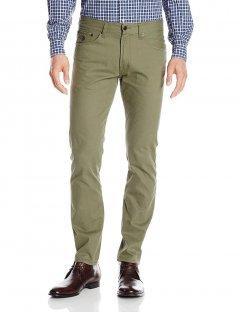 Вельветові джинси U. S. Polo Assn. Skinny Fit, Olive Сутінків, 32W30L, 112175H0