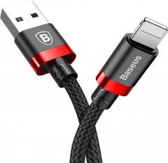 Кабель Baseus Kevlar Cable Lightning – USB 2.0 м 1.5 A Black (CALKLF-C19)
