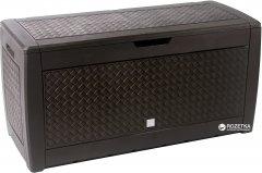 Ящик для внешнего хранения Prosperplast Boxe Matuba 310 л Коричневый (5905197098487)