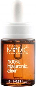 Эликсир Pierre Rene Medic Laboratorium Гиалуроновая кислота 100% 15 мл (3700467820995)