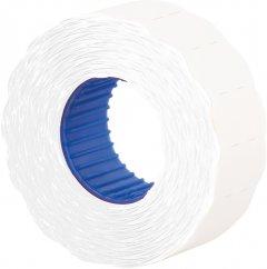 Этикет-лента Economix 26 x 12 мм 500 шт/уп Белая (E21304-14)