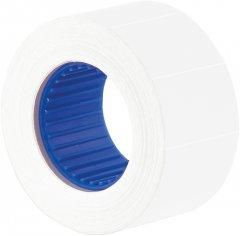 Этикет-лента Economix 26 x 16 мм 500 шт/уп Белая (E21305-14)