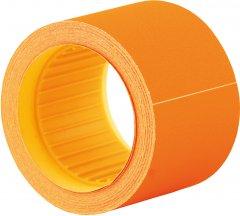 Этикет-лента Economix 50 x 40 мм 100 шт/уп Оранжевая (E21310-06)