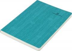 Деловой блокнот Buromax Color Tunes 96 листов А5 без линовки обложка из искуственной кожи Бирюзовый (BM.295000-06)