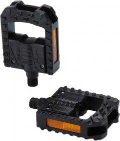 Педали складные XLC PD-F01 Черные (2501840500)