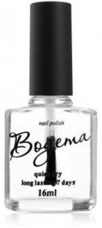 Закрепитель лака EVA cosmetics Bogema Бриллиантовый Прозрачный 16 мл (5901045018119)