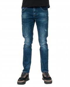 Джинси Y. TWO 29 темно-синій XS030