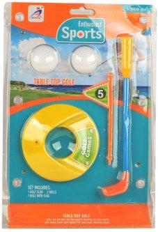 Игровой набор AOXing Мини гольф (АХ1042) (6910010110429)