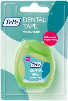 Зубная лента TePe Dental Tape 40 м (612330) (7317400017716)
