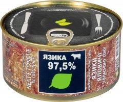 Говяжьи языки в собственном соку Zdorovo 325 г (4820184610750)