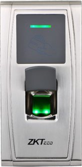 Биометрический терминал ZKTeco MA300/ID (DS264389)