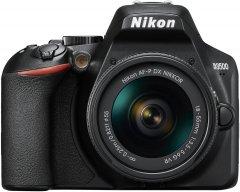 Фотоаппарат Nikon D3500 + AF-P 18-55 VR Kit Официальная гарантия! (VBA550K001)