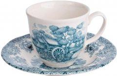 Чайный набор Claytan Ceramics Мельница изумрудная 200 мл из 2 предметов (910-140)
