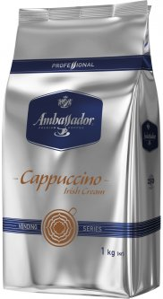 Капучино для вендинга Ambassador Cappuccino Irish Cream 1 кг (8719325224054)