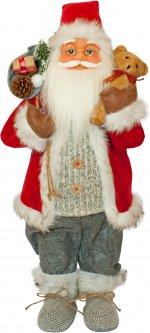 Фигурка Time Eco Санта Клаус 61 см Красная (4820211100421)