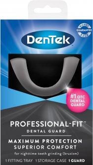 Зубная капа DenTek Профессиональная посадка Максимальная защита (47701002773)