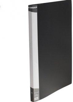 Папка пластиковая Buromax А3 Professional 20 файлов Черная (BM.3610-01)