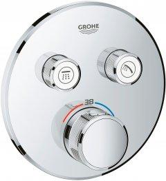 Верхняя часть смесителя для душа GROHE Grohtherm SmartControl 29119000