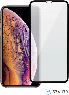 Защитное стекло 2E для Apple iPhone Xs Black (2E-TGIP-2018-5.8-3D)