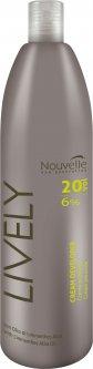 Окислительная эмульсия Nouvelle Lively Cream Peroxide 9% 1000 мл (8025337133308)