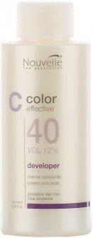 Окислительная эмульсия Nouvelle Developer Cream Peroxide 12% 100 мл (8074690013871)