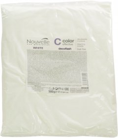 Осветляющий порошок Nouvelle Decoflash Refil White 500 г (8074690013949)