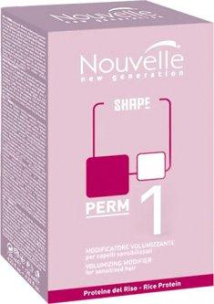 Набор для завивки натуральных волос Nouvelle Volumizing Modifier 1 + Neutralizer 120 мл + 120 мл (8025337005162)