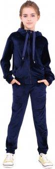 Спортивный костюм Timbo Monica 140 см 36 р Темно-синий (K040806_140)