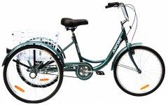 """Велосипед Ardis City Line 24"""" 15"""" 2019 Темно-зеленый (0493)"""