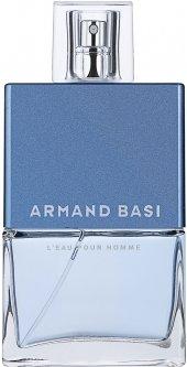 Тестер Туалетная вода для мужчин Armand Basi L'Eau Pour Homme 125 мл (8427395907295)