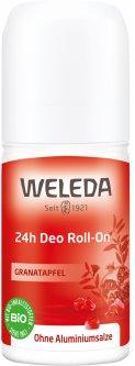 Дезодорант Weleda Гранат Roll-On 24 часа 50 мл (4001638500203)
