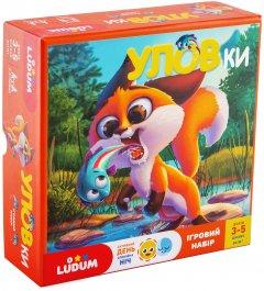 Игровой набор Ludum УЛОВки украинский язык (игра, рассказ, аудиосказка) ( LD1046-54) (4820215152051)