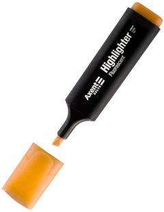Набор маркеров Delta by Axent Highlighter 1-5 мм клиновидный Оранжевый 12 шт (D2501-12)