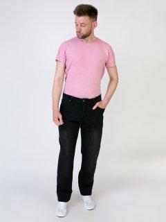 Чоловічі джинси LIVERGY 54 чорний F01-230079